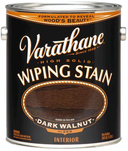 Varathane High Solid Wiping Stain 1 Gal At Menards