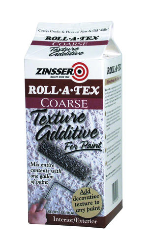 Zinsser® Roll-A-Tex Coarse Texture Additive for Paint - 1 lb