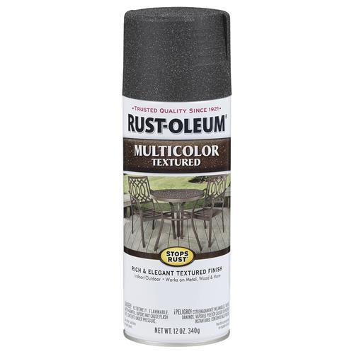 Rust-Oleum® Stops Rust® MultiColor Textured Spray Paint - 12