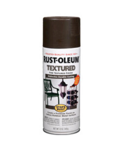 Rust Oleum Stops Rust Textured Spray Paint 12 oz at Menards