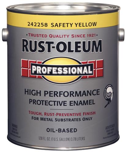 Rust-Oleum® Professional Safety High-Performance Enamel for