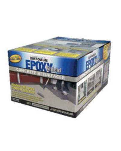 Rust Oleum 174 Epoxyshield 174 Concrete Resurfacer Kit At Menards 174