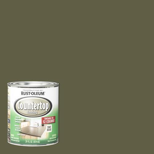 Rust Oleum Specialty Countertop Coating Kit 1 Qt At Menards