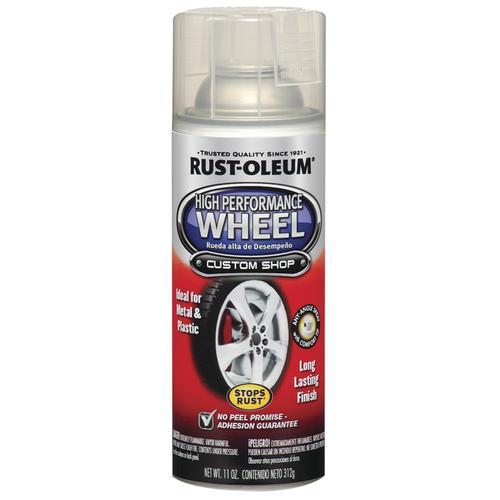 Rust-Oleum® Auto High-Performance Wheel Coating Spray - 11 oz at