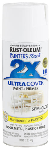Rust Oleum Painters Touch 2x Ultra Cover Spray Paint 12 Oz At