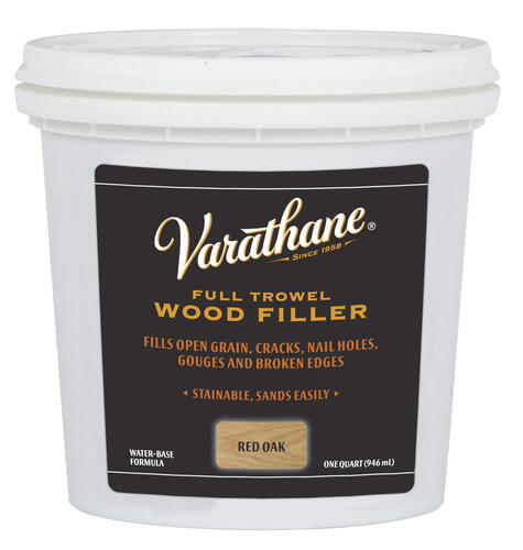 Varathane Full Trowel Wood Filler 1 Qt At Menards
