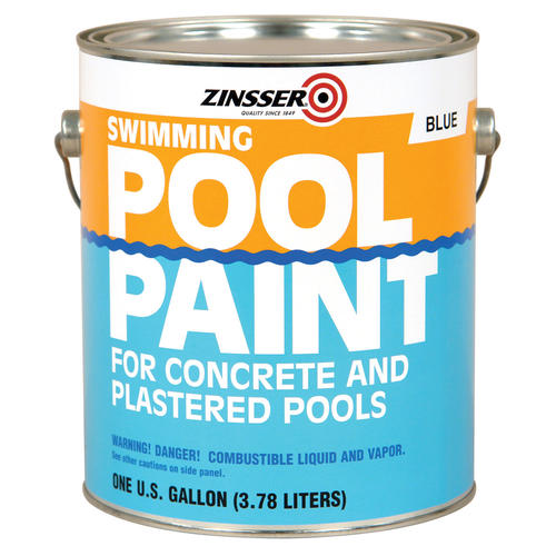 Zinsser® Swimming Pool Paint for Concrete & Plastered Pools ...