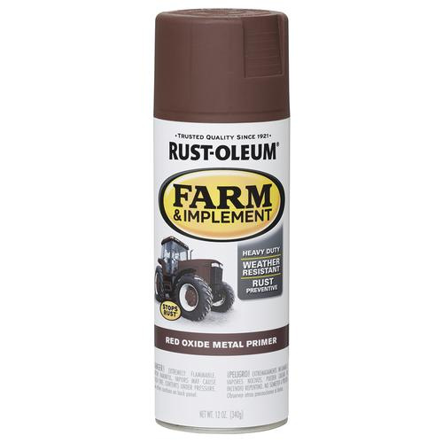 Rust-Oleum® Farm and Implement Spray Paint - 12 oz at Menards®