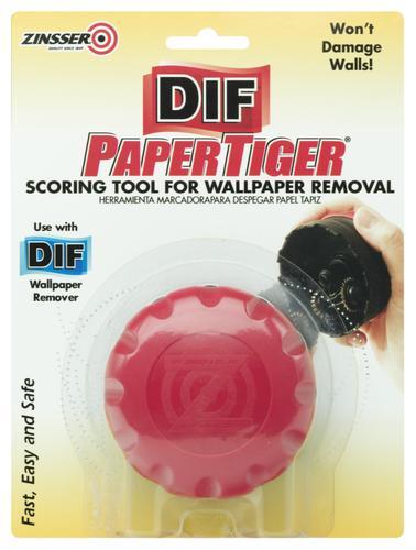 Zinsser Papertiger Single Head Wallpaper Scoring Tool At