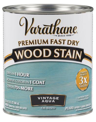 Varathane 174 Premium Fast Dry Wood Stain 1 Qt At Menards 174