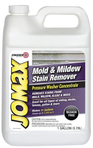 Zinsser Jomax Mold & Mildew Stain Remover 1 Gallon at Menards