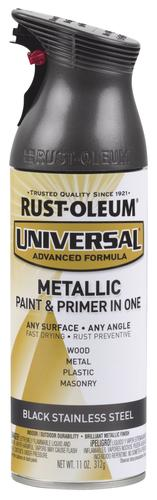 Rust-Oleum® Universal® Metallic Paint and Primer Spray - 11