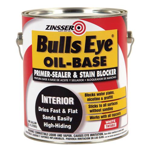 Zinsser Bulls Eye Interior Oil Base Primer Sealer Stain Blocker At Menards