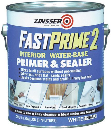 Zinsser Fastprime 2 Interior Water Base Primer Sealer At Menards