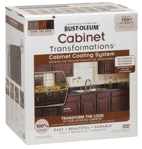 Rust Oleum® Cabinet Transformations™ Refinishing Kit At Menards®