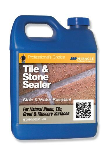 Miracle Sealants Tile Stone Penetrating Sealer 1 Quart