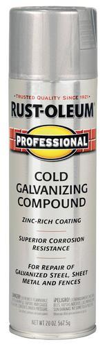 Rust-Oleum® Professional Cold Galvanizing Compound Spray
