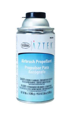 Testors® Aztek® Airbrush Propellant - 6 oz  at Menards®