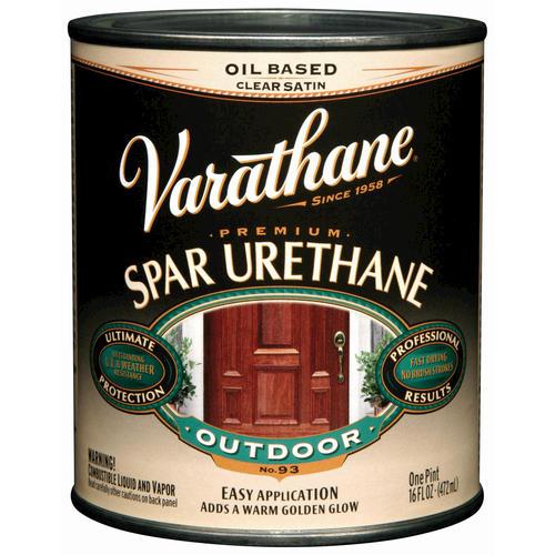 Varathane® Premium Clear Satin Oil-Based Outdoor Spar