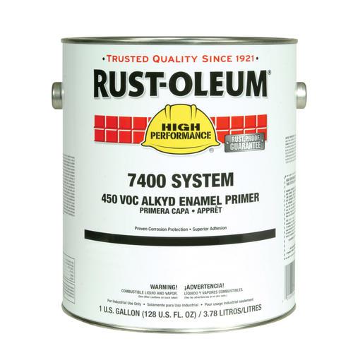 High Performance - 7400 System Yellow Zinc Chromate Alkyd
