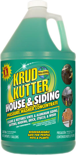 Krud Kutter House and Siding Pressure Washer Concentrate 1 gal