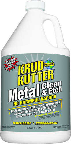 Krud Kutter® Metal Clean and Etch - 1 gal  at Menards®