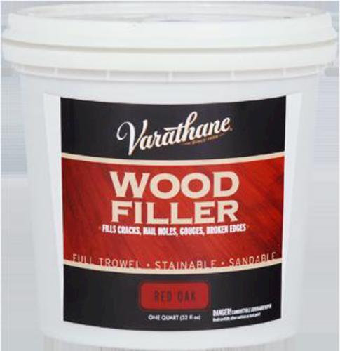 Varathane Wood Filler 1 Qt At Menards