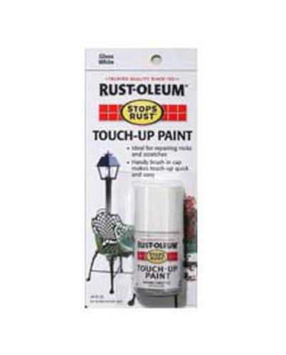 Rust-Oleum® Stops Rust® Gloss Black Touch-Up Paint - 0 45 oz