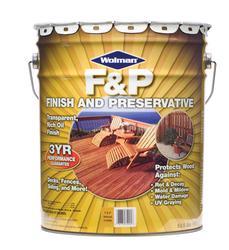 Charming Wolman™ Fu0026P Cedar Finish And Preservative   5 Gal. At Menards®