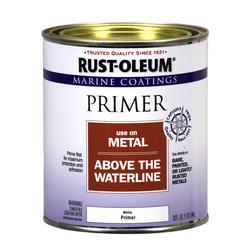 Rust Oleum Marine Coatings Above The Waterline Metal Primer 1 Qt