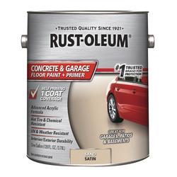 Rust Oleum 174 Concrete Amp Garage Floor Paint 1 Gal At Menards 174