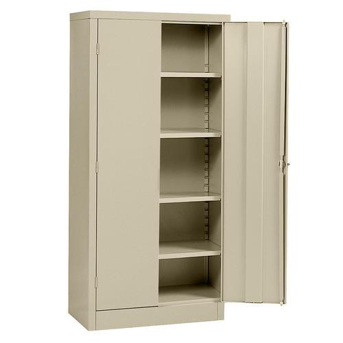 Sandusky Lee 36 W X 72 H X 18 D Tall Storage Cabinet At Menards