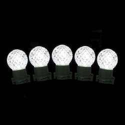 Enchanted Forest 24 Light Pure White G45 Set