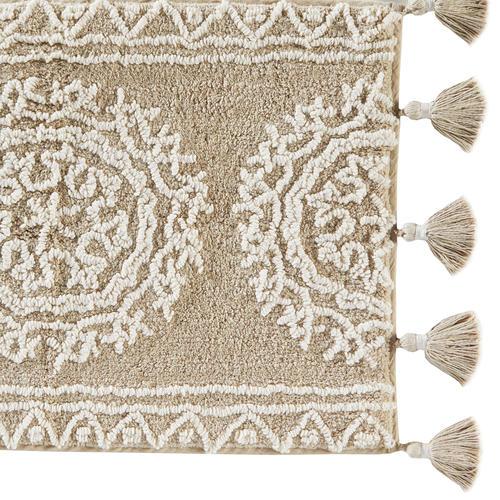 """skl home 24"""" x 40"""" large medallia bath rug at menards®"""