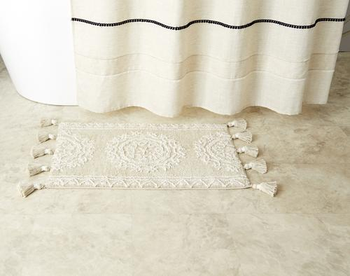 Small Medallia Bath Rug At Menards