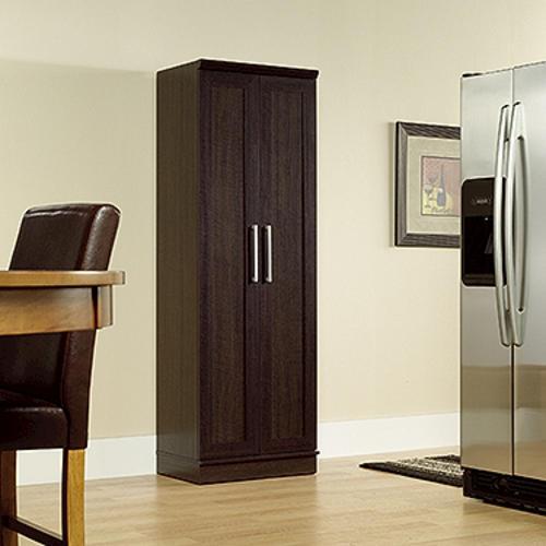 Sauder Homeplus Dakota Oak Storage Cabinet At Menards