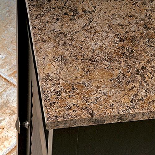 Sauder Bath Peppercorn Cinnamon Cherry Bathroom Floor Cabinet At