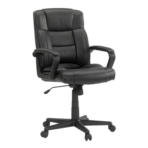 Sauder Leather Managers Office Chair At Menards