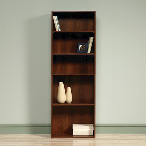 Sauder Beginnings 5 Shelf Bookcase At