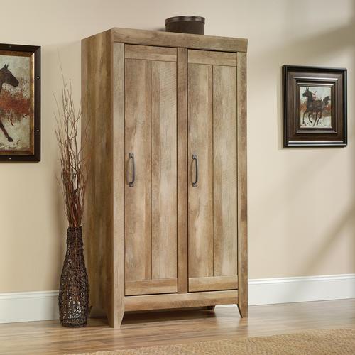 Sauder Adept Storage Collection Wide Cabinet