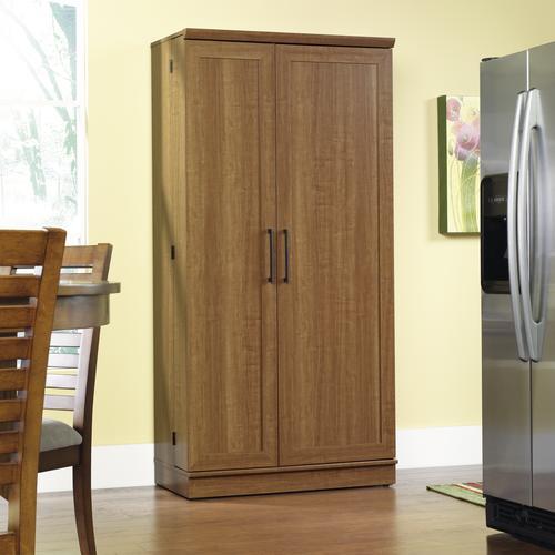 Exceptionnel Sauder® HomePlus Sienna Oak Storage Cabinet At Menards®