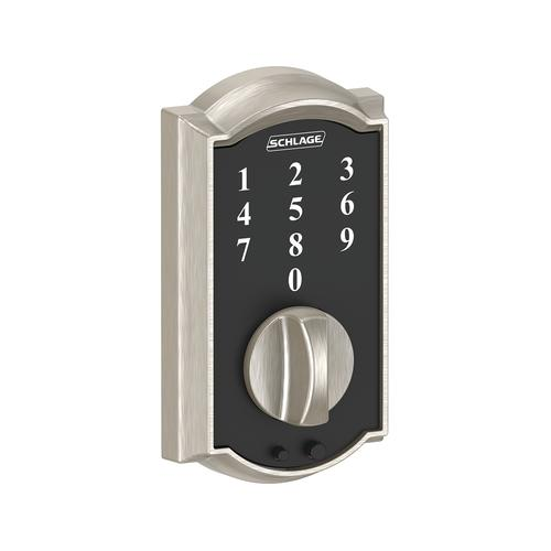 Schlage 174 Touch Camelot Electronic Keyless Entry Deadbolt