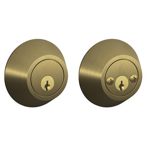Dexter® By Schlage® Double Cylinder Deadbolt At Menards®