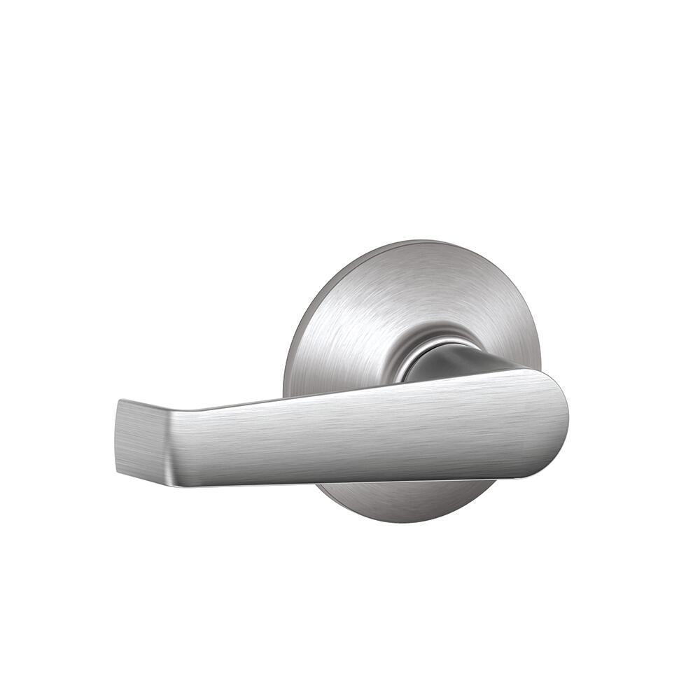 Heavy Duty Designer Commercial Lever Door Lock Passage//Closet, Satin Chrome, 26