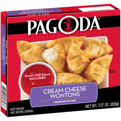 Pagoda® Cream Cheese Wontons - 7 27 oz at Menards®