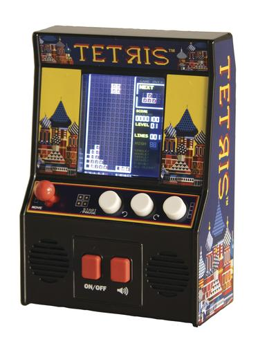 Tetris Handheld Arcade Game At Menards