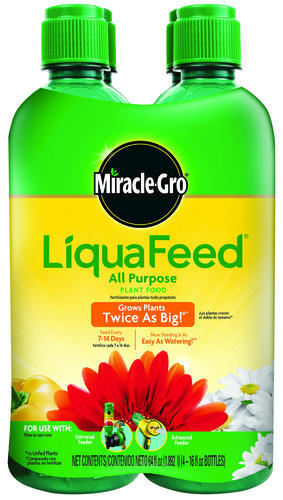 Miracle Gro 12 4 8 Liquafeed All Purpose Plant Food