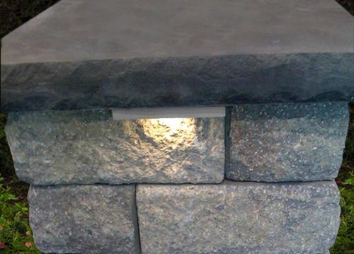 Kerr Lighting Wallter Low Voltage Wall Accent Light 10