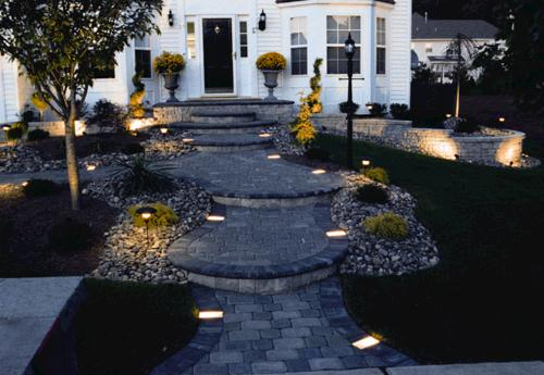 Kerr Lighting Low Voltage Paver Light Kit 14 Pack