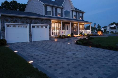 Kerr Lighting Low Voltage Paver Light Kit 14 Pack At Menards